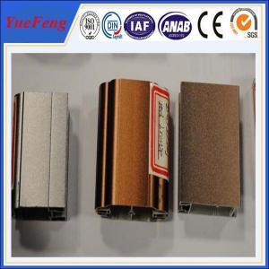 WOW!!! anodized industrial aluminium profile supplier,extruded aluminium profile OEM Manufactures