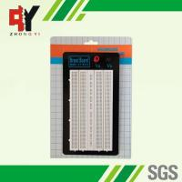 ABS Plastic White Solder Breadboard 1380 Tie Points Without Color Printed Manufactures