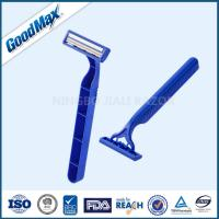 High Performance Medical Razor Disposable With Twin Blade No Electric Manufactures