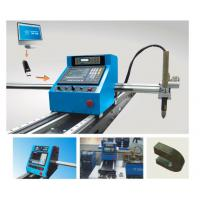 Quality Portable CNC Plasma Cutting Machine And Automatic Gas Cutting Machine With Steel Track for sale