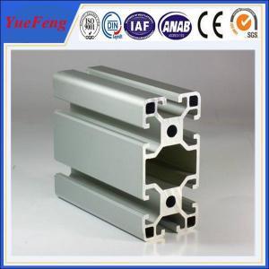Hot! extruded aluminium fence, t-slot aluminium extrusion profiles, aluminium industrial Manufactures