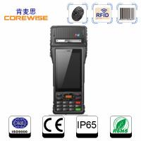 wireless Android wifi bluetooth pos terminal with printer,rfid card reader,contactless bank chip card reader----CPOS830 Manufactures
