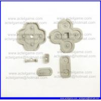 Quality New 3DSLL Rubber Button repair parts for sale
