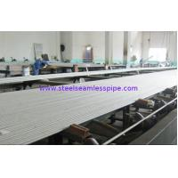 China S31254 Thickness 2.11mm Duplex Stainless Steel Pipes For Pollution Control Equipment on sale