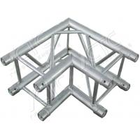 Silver Trade Show Display Truss Durable Lightweight Aluminum Truss With Two Sides Corner Manufactures