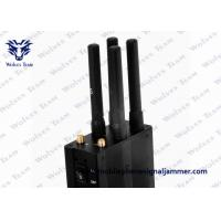 Selectable Handheld All GSM CDMA 3G 4G LTE Mobile Phone Signal Jammer Manufactures