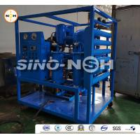 Vacuum Transformer Oil Filtration Machine Treatment Plant / Insulating Oil Portable Oil Purifier Manufactures