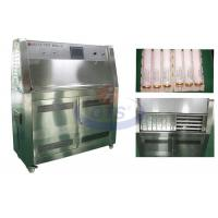 Stainless Steel Material Climatic Test Equipment / UV Weathering Aging Test Machine Manufactures