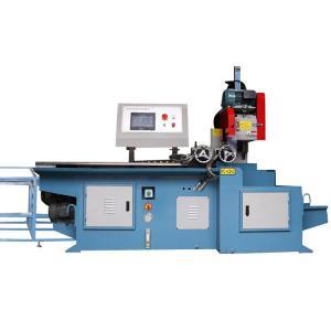 China CNC Pipe Bending Machine / Hydraulic Feeding Pipe Cutter 1 Year Warranty on sale