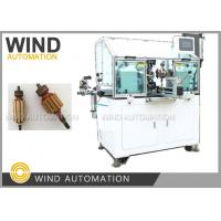 Flier Type Armature Winding Machine Fully Automatic 4 Pole Lap Coil Winder Manufactures