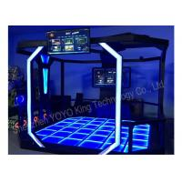 220V 9D Virtual Reality Simulator Zombi Game Platform Game Multiplayer For VR Cage Manufactures