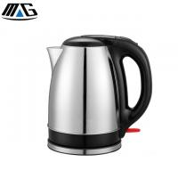 Water Heating Stainless Steel Electric Kettle Cordless CB CE Certification Manufactures