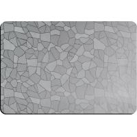 201, 304 Decorative Embossing / Embossed Stainless Steel Sheet / Plate with 2B polish Manufactures