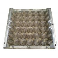 Customizable Moulding Pulp Copper 30 Cavities Egg Tray Molds / Dies Manufactures
