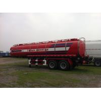 28000L-2 AXLES-Carbon Steel Monoblock Tanker Semi-Trailer for Fuel and Water Manufactures