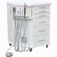 Dental Equipment/Deluxe Portable Dental Unit with Flow Control Manufactures