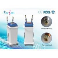 Best popular high frequency micro-needle fractional rf skin tightening machine for spa Manufactures
