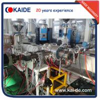 Plastic pipe extrusion machine for EVAL/EVOH oxygen barrier pipe KURARY/SOARNOL Manufactures
