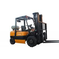 Quality 4 TON Gasoline And LPG Forklift Powered Pallet Truck With Chinese Engine for sale