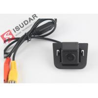 "1/3"" Color Sony CCD Toyota Prius Backup Camera , Rear View Reversing Camera Wired Manufactures"
