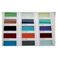 3mm - 19mm Paint Glass For Decorative Used As Kitchen Wall Panel Backsplash Manufactures