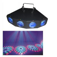 Quality Low Power 20w Led Effect Light RGB DJ Stage Lights For Indoor Theatre Stage for sale