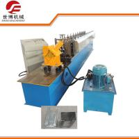 Buy cheap C U Channel Purline Metal Stud And Track Roll forming Machine from wholesalers