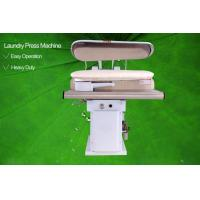 42 Inch Buck Automatic Clothes Pressing Machine Laundry Finishing Garments Steam Heat Manufactures