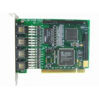 TE405P Quad E1 /T1 Card Digital Asterisk Card PCI 5v Slot Manufactures