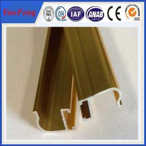 various profiled aluminium pictures frame / brushed aluminum picture frame / picture frame Manufactures