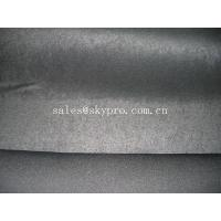 Commercial SBR SCR CR Neoprene Fabric Roll good flexibility stability Manufactures
