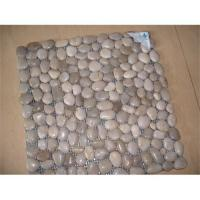 China Pebble stone tile on sale
