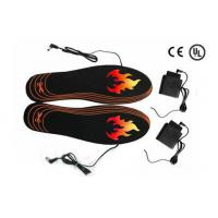 Ni-MH Rechargeable Battery Operated Heating Shoe Insole Manufactures