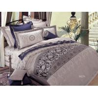 Exquisite Reactive Printing Sateen Bedding Sets King With Multi Colored Manufactures