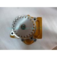 6d125 Engine Water Pump Komatsu Excavator Spare Parts Pc400-6 6d125 Manufactures