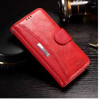 Quality PU Leather Custom Leather Phone Cases , Meizu Flip Cover For Meizu MX Pro 6 for sale