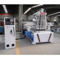 5 Axis Woodworking CNC Router Machine Auto Seeking Original Point System Manufactures