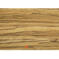 Scratch Resistant Wood Grain Medium Density Fiberboard UV Board For Furniture Manufactures