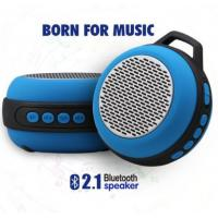 2.1 Bluetooth Stereo Speakers , Mobile Phone Bluetooth Waterproof Speakers  Manufactures
