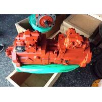 Red Hyundai R220-7 R225-7 Hydraulic Pump Kawasaki piston pump K3V112DT-9C32-01 Manufactures