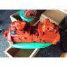 Buy cheap Red Hyundai R220-7 R225-7 Hydraulic Pump Kawasaki piston pump K3V112DT-9C32-01 from wholesalers