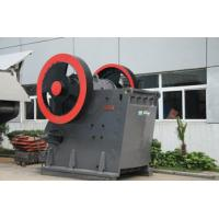 Automatic Coal  PEW Jaw Crusher V - Shaped Structure Big Crushing Ratio