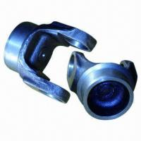 Universal Joint Fork, Made of Alloy Steel, with Casting/Machining Process, Perfect Quality Manufactures