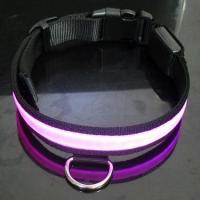 2012 Unique Twin Pink LED Dog Leashes Manufactures