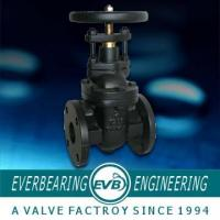 China Bronze Seat Ring Ductile Cast Iron Gate Valve , Non Rising Stem Brass on sale