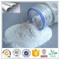 China Top quality pipe grade PVC resin (polyvinyl chloride) white powder SG5, K67 with favourable price on sale