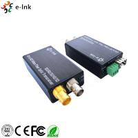Quality Mini Converter Optical Fiber 12G-SDI with Tally and loop out Single Mode Fiber for sale