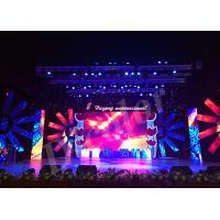 P5.95mm High Brightness Rental LED Display Stage LED Screen Shape Screen Manufactures