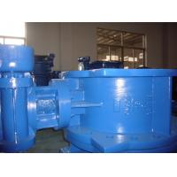 Double Eccentric DN100 - DN2000 1.6 MPa Flanged Butterfly Valve Manufactures