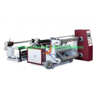 200mpm Horizontal Roll Slitting Machine BOPP PET CPP PVC Aluminum Foil And Paper Manufactures